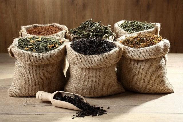 The 8 Types of Tea